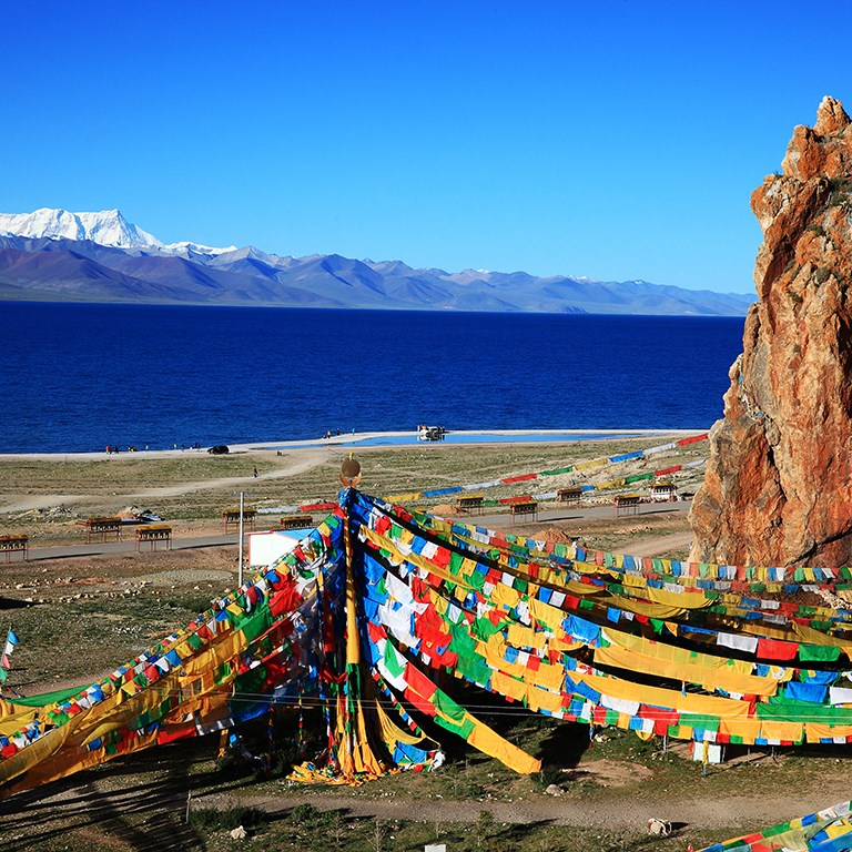 China Tour with Tibet