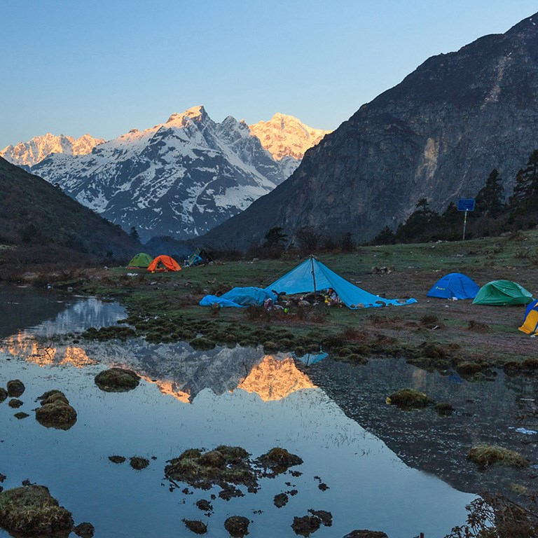 Everest Tour and Everest Trekking
