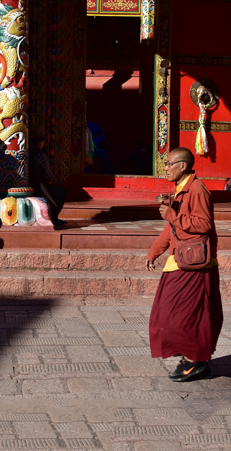Your Tailor-Made Tour through China Tibet