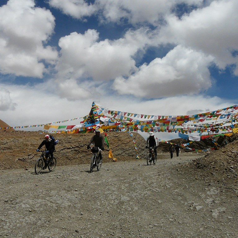 Tibet Mountain Bike Tour