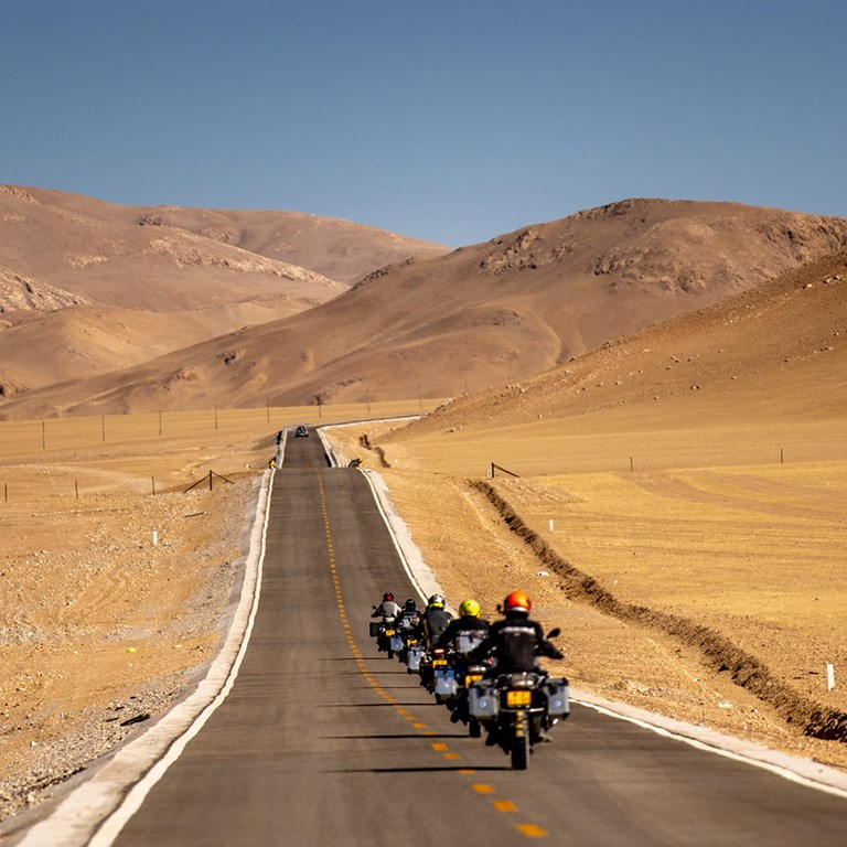 Tibet Rental Motorcycle Tour