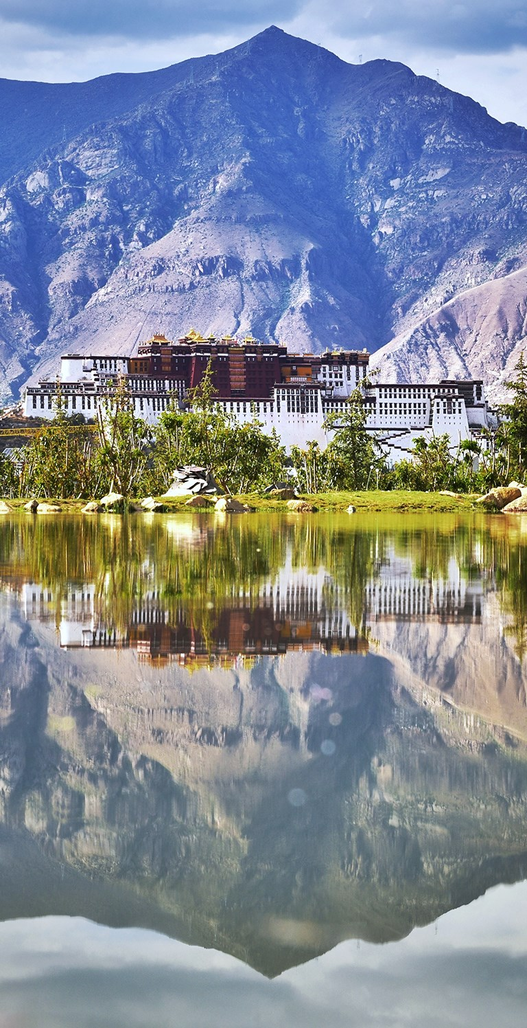 Tibet Travel Destination