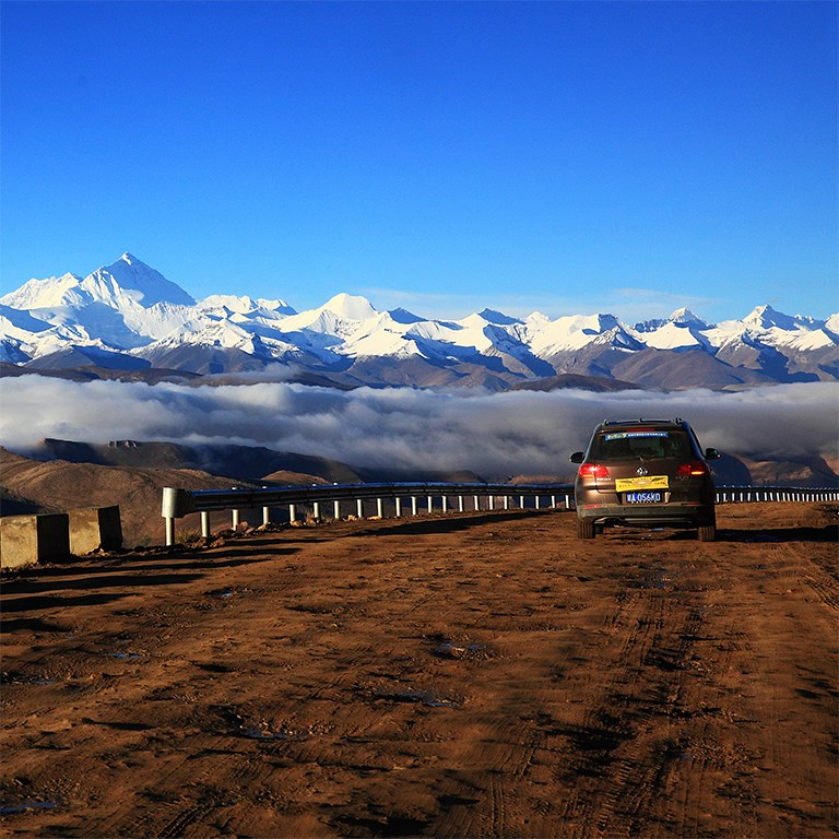 Tibet Rental Car Tour