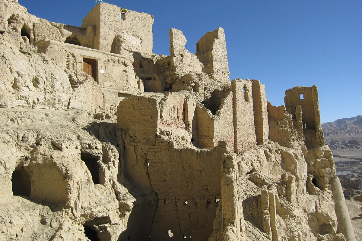 Ruins of Guge Kingdom