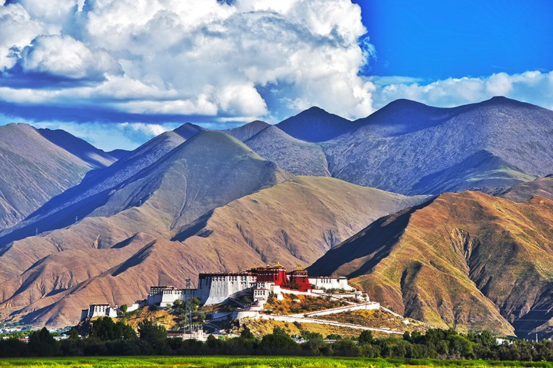 Tibet Tour Destination - Lhasa