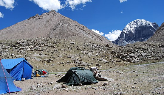 Tibet Trekking around Kailash
