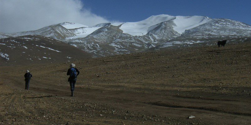 Trekking to Mountain Everest
