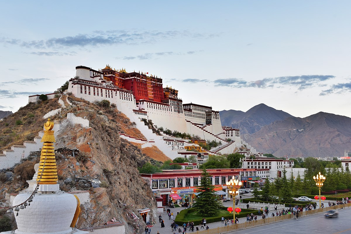 Potala Palace | Photo by Liu Bin