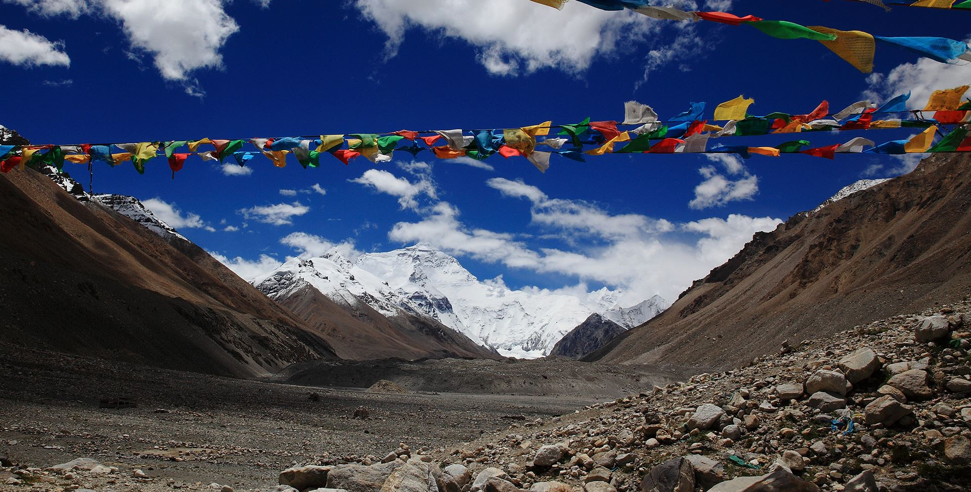 Overland Tour from Sichuan via Tibet to Nepal with Everest BC