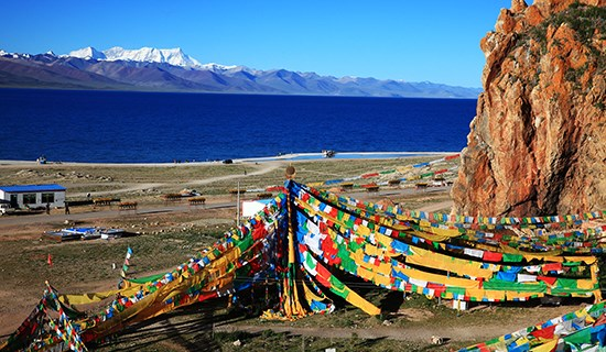Tibet Adventure Tour with Everest BC and Nam Tso Lake