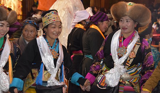 Experience Tibetan New Year 2021 in Lhasa