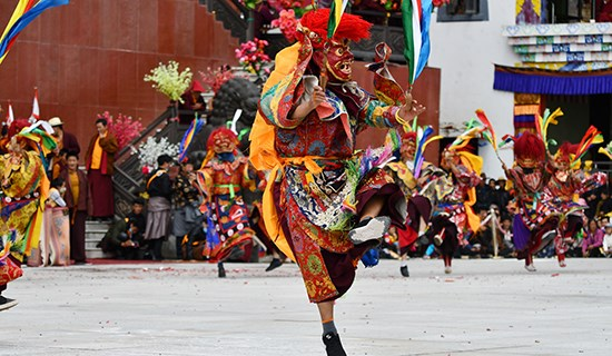 Experience Four Festivals in Kham of West Sichuan 2020