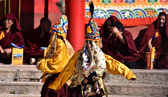 Monlam Festival Tour in South Gansu and Aba 2021