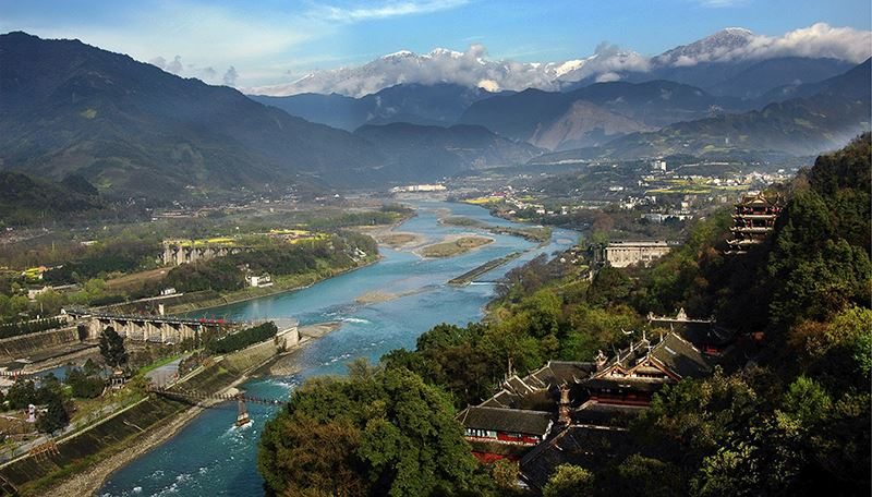 Dujiangyan Ancient Irrigation System