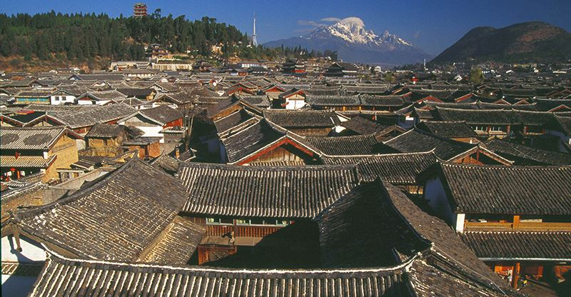 Old Town Lijiang