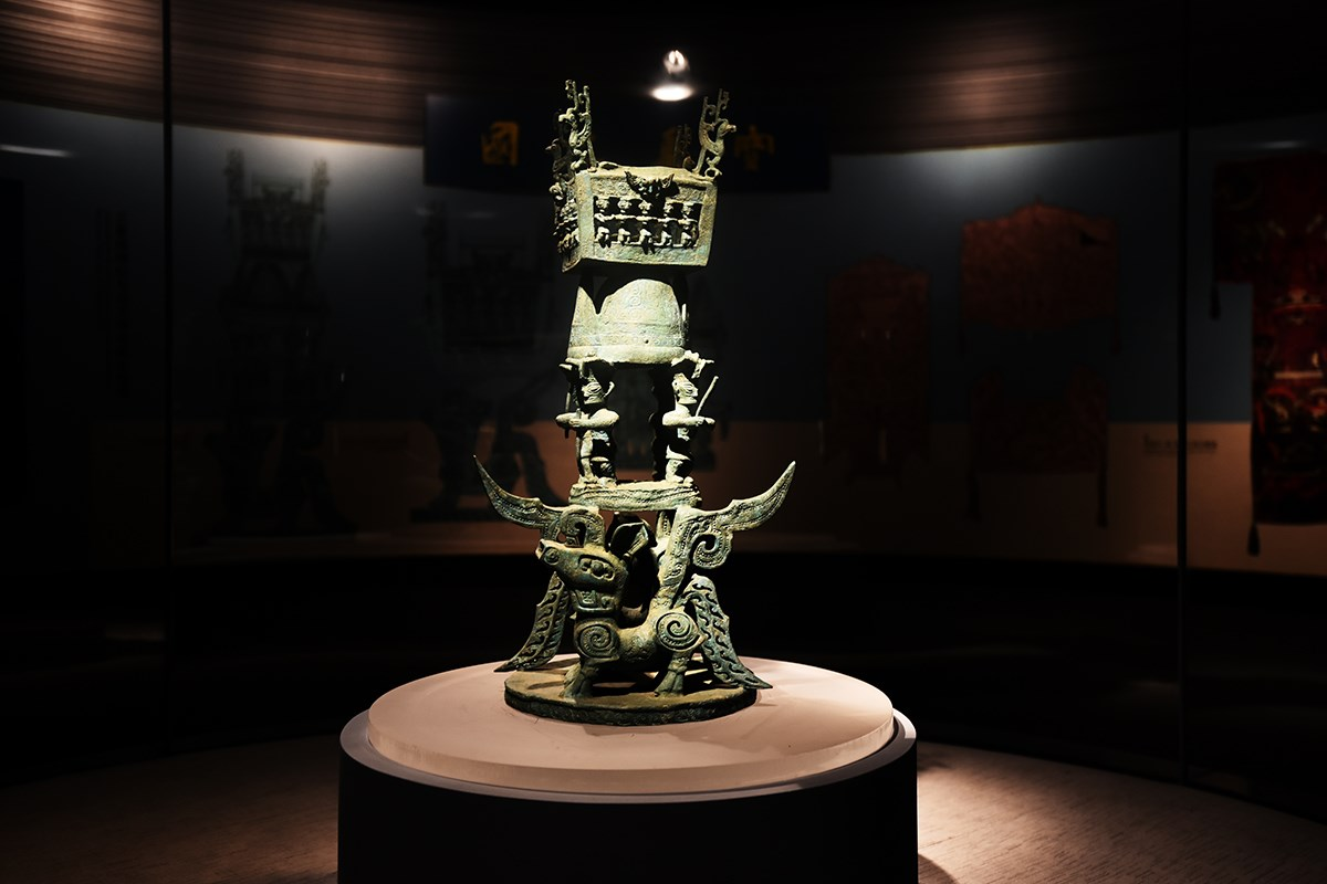 Sanxingdui Museum | Photo by Liu Bin
