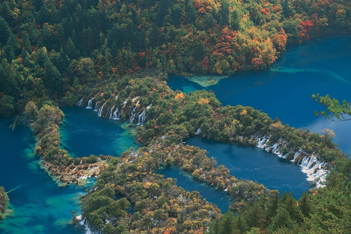 Jiuzhaigou National Park | Photo by Wang Ning