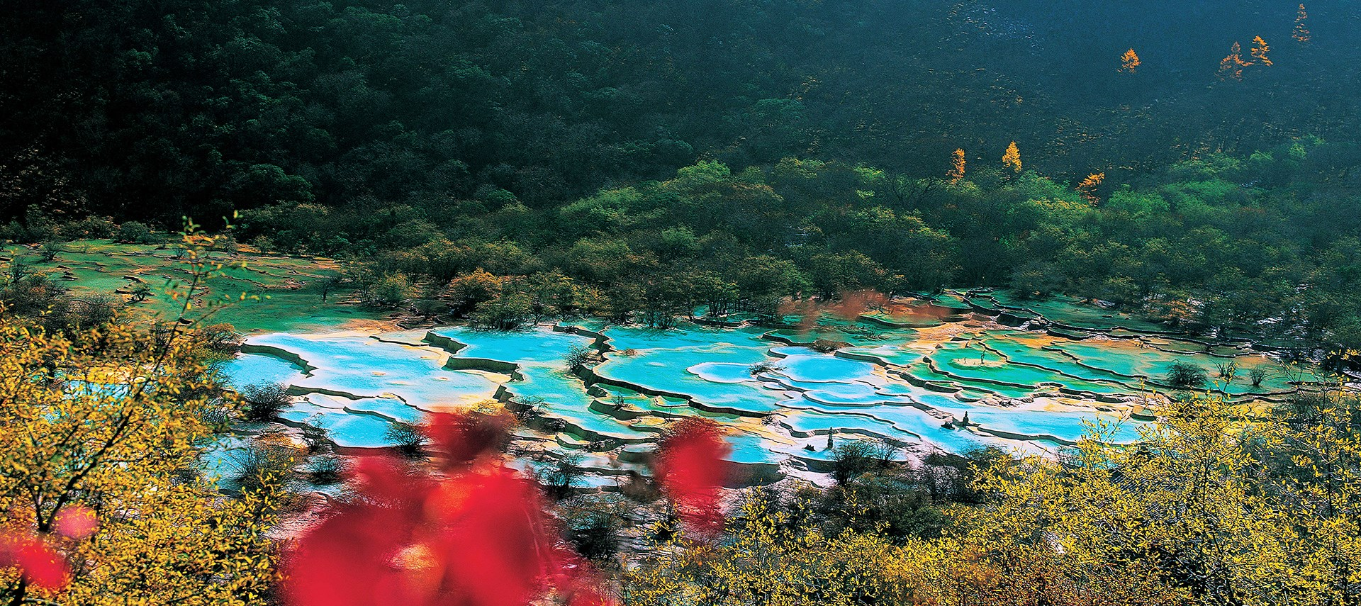Culture and Nature Tour in Sichuan, Gansu and Qinghai