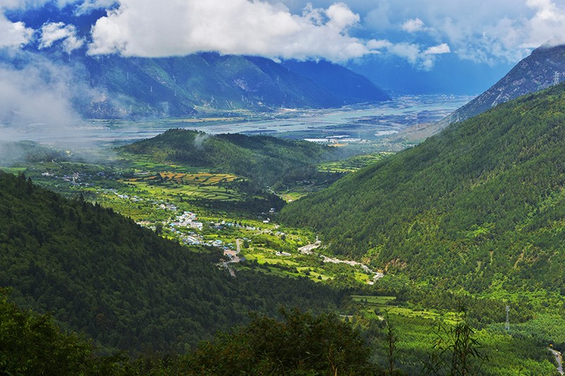 Tibet Tour Destination - Linzhi (Nyingchi) Prefecture