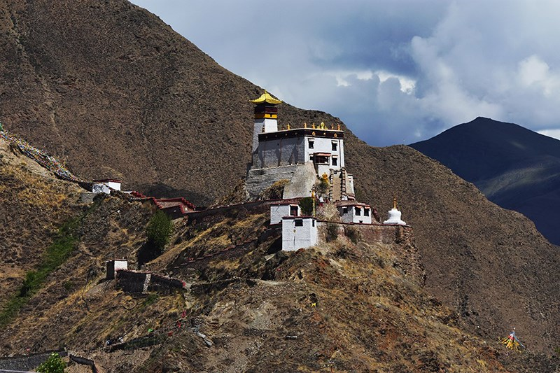 Tibet Tour Destination - Shannan Prefecture