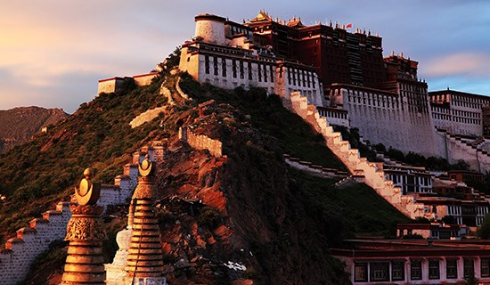 Holy City Lhasa