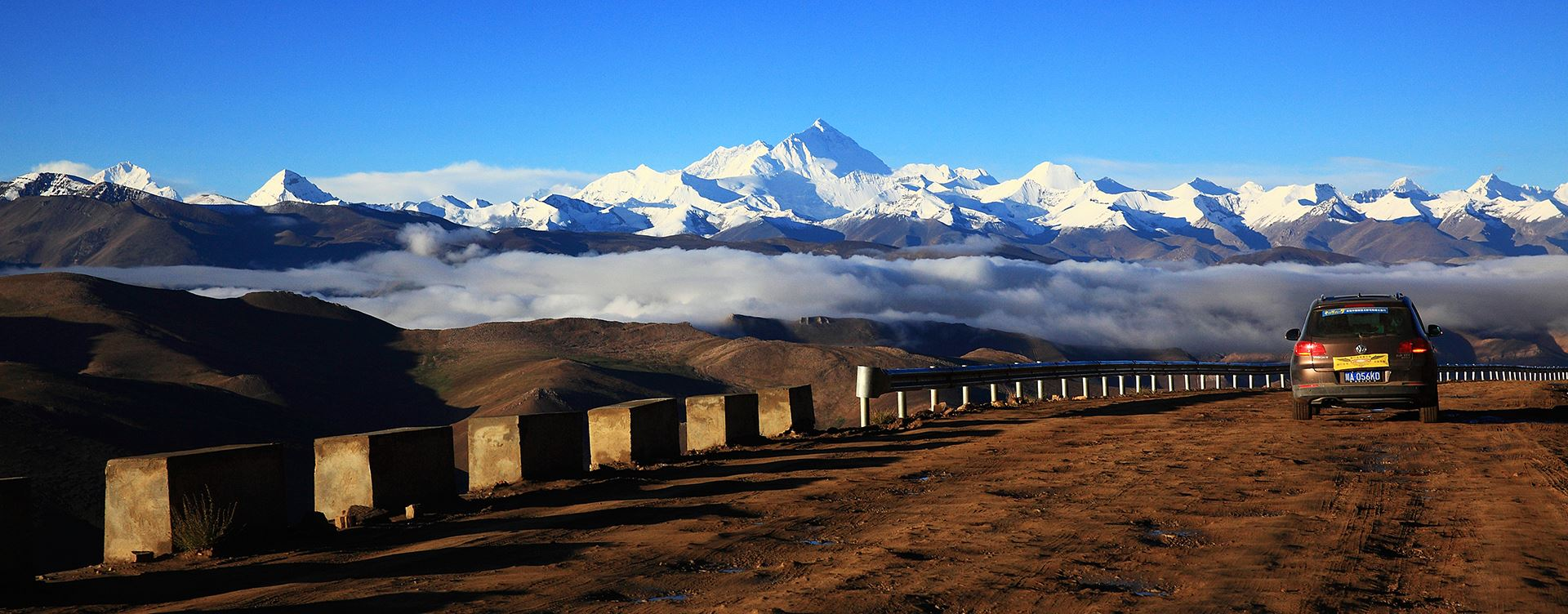 Overland Tour from Tibet to Xinjiang with Everest BC and Trekking around Kailash