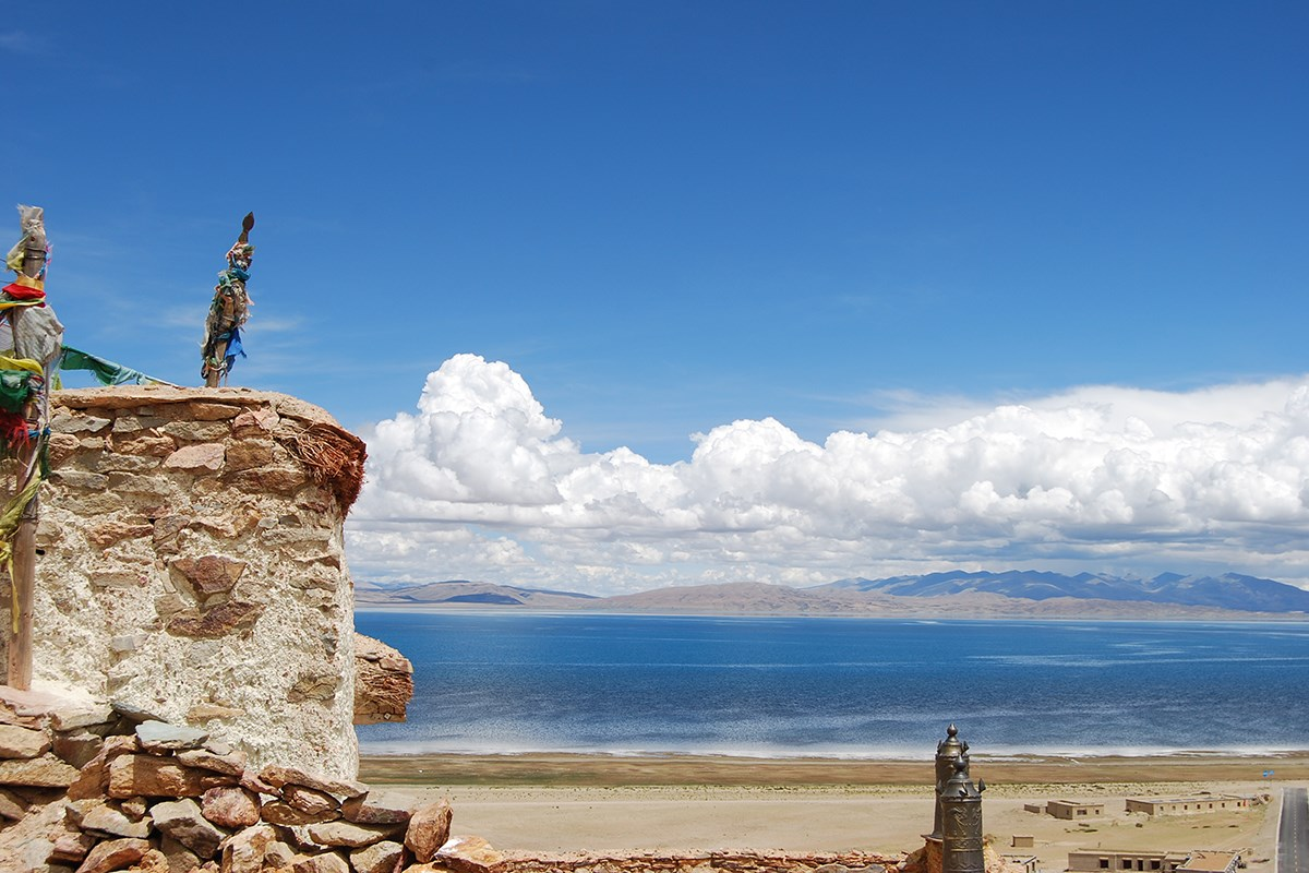 Manasarovar Lake | Photo by Li Chaojun