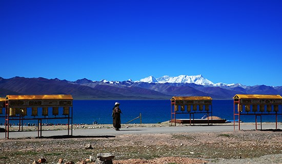 Discover Lhasa and Nam Tso Lake