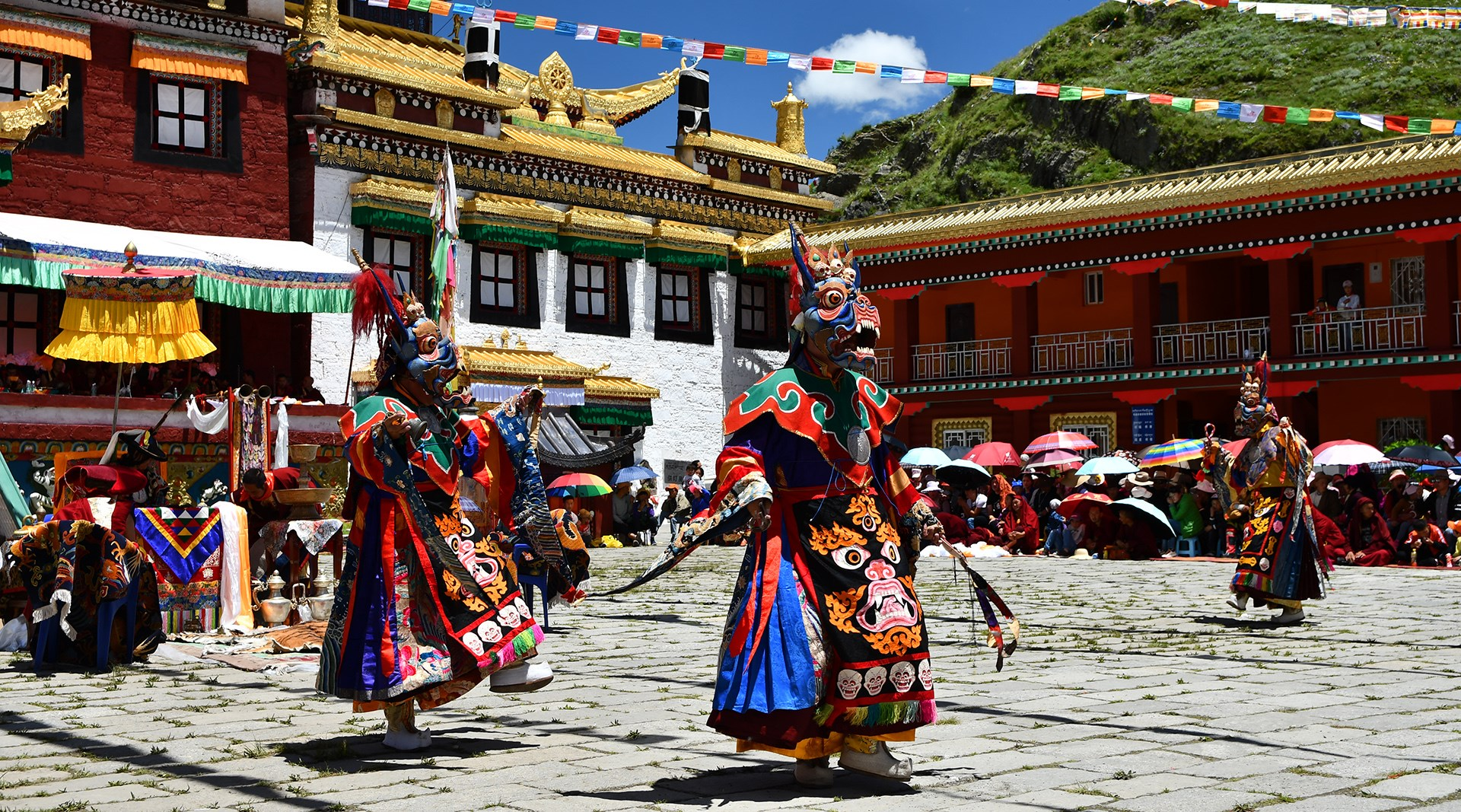 Discovery Tour during Three Festivals in Kham and Amdo 2021