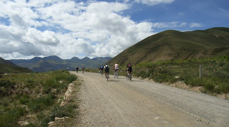 Bike Tour in Central Tibet