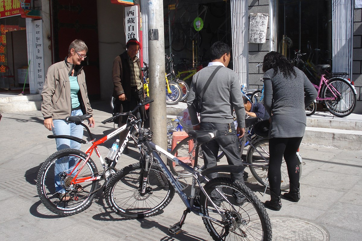 Buy Bike in Lhasa