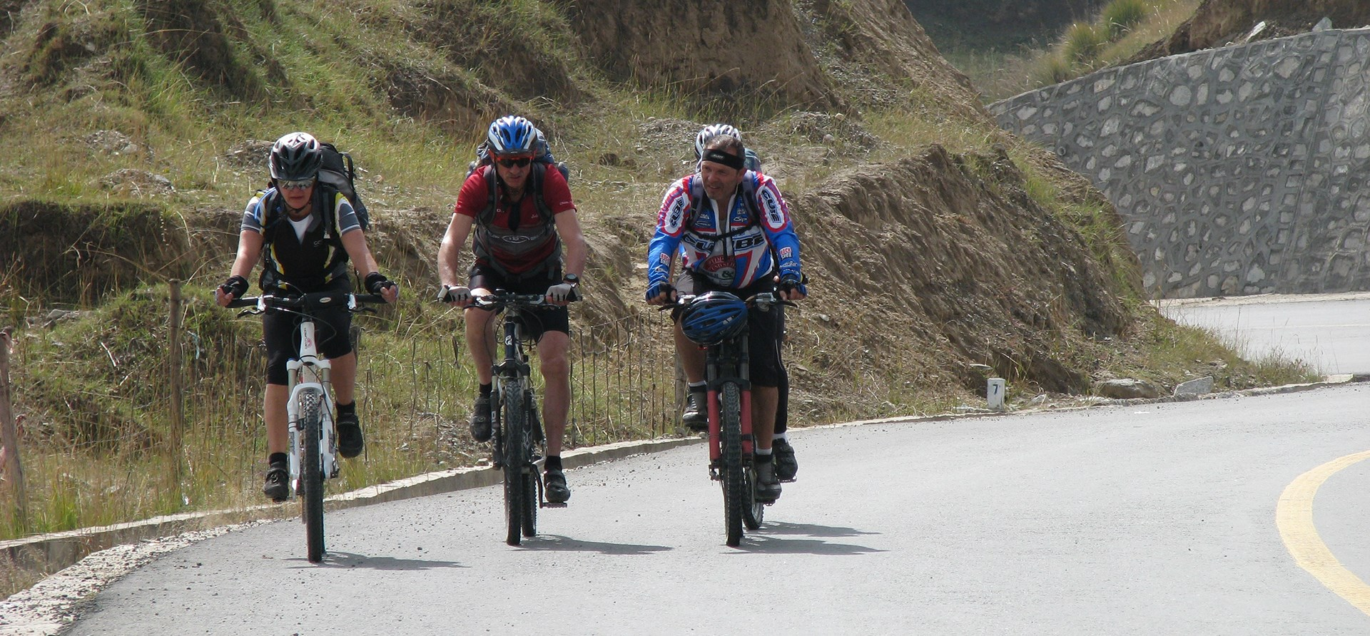 Mountain Bike Adventure Tour in Tibetan Areas Kham-Amdo