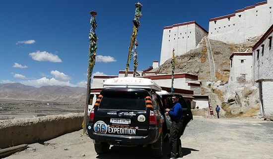 Self Drive Tour from Tibet to Yunnan