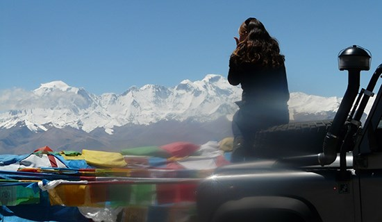 Self Drive Tour from Nepal via Western Tibet to Kyrgyzstan