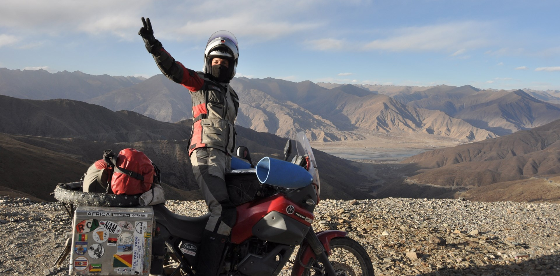 Self Drive Tour over Tibet and along Silk Road through China to Kyrgyzstan