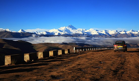 Self Drive Tour over Tibet and along the Silk Road through China to Kyrgyzstan